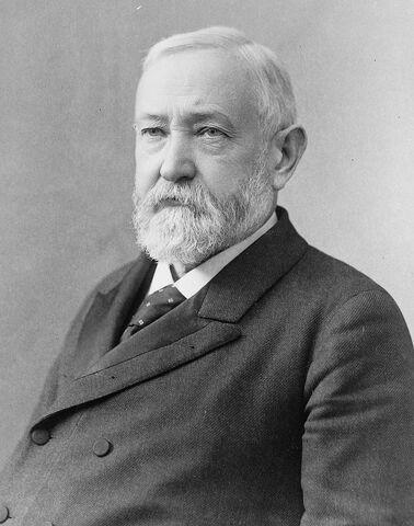 File:800px-Benjamin Harrison, head and shoulders bw photo, 1896.jpg