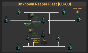 Unknown Reaper Fleet 60-80