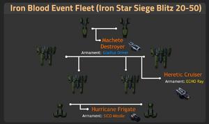 Iron Star Siege Blitz 20-50