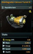 DisintegratorT3Card