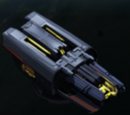 VEGA Security Ship Weapons