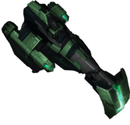VEGA Conflict Decimator Cutter Mk V
