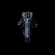 VEGA Conflict Destiny Cruiser (front)
