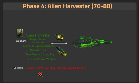Alien Harvester 70-80-0