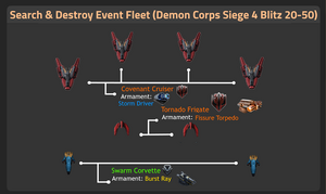 Demon Corps Siege 4 Blitz 20-50