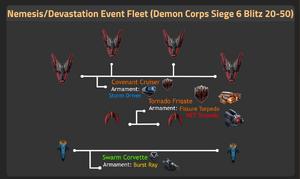 Demon Corps Siege 6 Blitz 20-50 updated