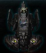 Harrier Build