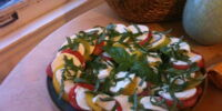 Perfect Caprese Salad by Kimberly McCollister