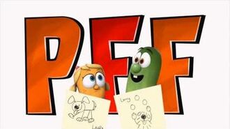 VeggieTales In the House - Puppy Friends Forever (PFF Song)