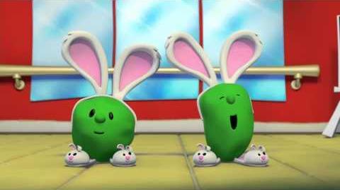 VeggieTales The Hopperena - Silly Song