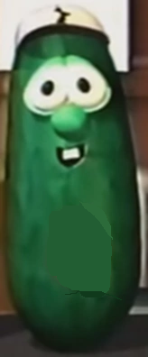 5. Benny Larry the Cucumber