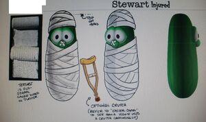 Stewart Injured concept