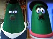 Usa and french cucumbers