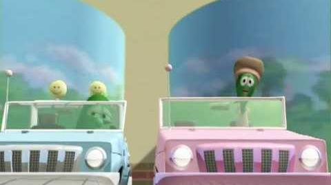 VeggieTales SUV - Silly Song
