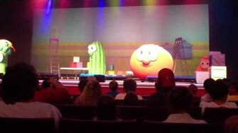 Veggie Tales Live! (Theme Song)-1397684492