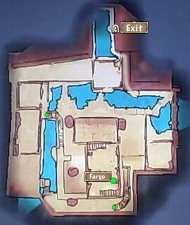 Quest Map Voice of the Dead