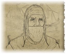 Drago portrait