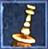 Gold Candleholder icon