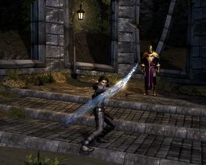 Sword strike 1
