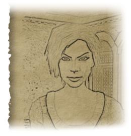 San portrait