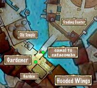 Quest Map Gardener Nightmare 0