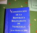 Constitución Nacional de Venezuela