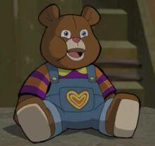 Teddy Talktome Doll