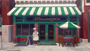 Vincenzo's Restaurant Day