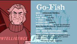 Go Fish Profile