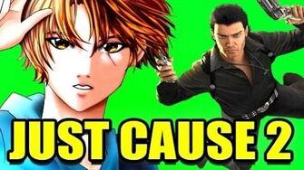 Just Cause 2 FLYING Mod!