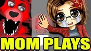 MY MOM PLAYS FIVE NIGHTS AT FREDDY'S! - FNAF Part 7