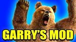 Gmod BEAR NPC Mod! (Garry's Mod)