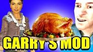 Gmod THANKSGIVING Turkey Meal Mod! (Garry's Mod)