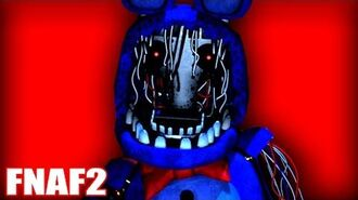 THIS GAME IS HARDCORE!! - FNAF 2 - Part 3 (Five Nights At Freddy's 2)-0