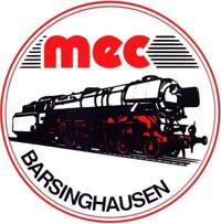 Vereinslogo MEC Barsinghausen e.V.