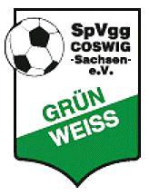 Logo der SpVgg Grün-Weiß Coswig