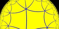 Order-6 square tiling