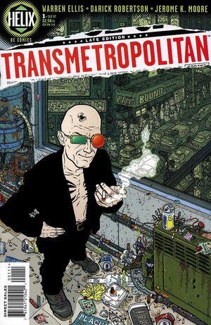 Transmetropolitan 1