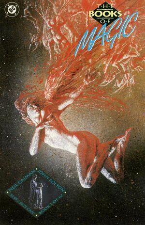 Books of magic 1 1