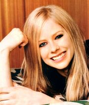 Avril Lavigne (Artist from Sony Music Entertainment)