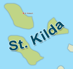 Kilda map