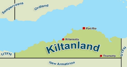 Kiltan Map