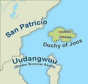 Joos map