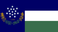 Kentucky State Flag Proposal No 20 Designed By Stephen Richard Barlow 30 AuG 2014 at 1547hrs cst