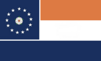 New York State Flag Proposal Designed By Stephen Richard Barlow 29 SEP 2014 at 0710hrs cst