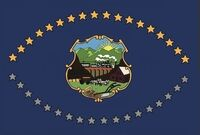 Nevada State Flag Proposal No 4a By Stephen Richard Barlow 18 OCT 2014 at 0953hrs cst