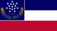 Kentucky State Flag Proposal No 14 Designed By Stephen Richard Barlow 30 AuG 2014 at 1454hrs cst