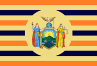 New York State Flag Proposal By Stephen Richard Barlow 07 OCT 2014 at 0815hrs cst