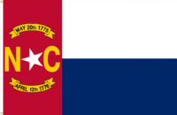 North Carolina Flag Proposal No. 15e Designed By Stephen Richard Barlow 15 MAY 2015 at 1139 HRS CST.