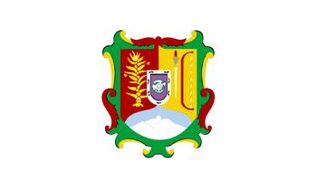 De facto flag of Nayarit